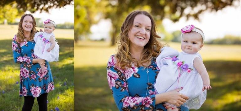 Temple Texas baby photographer