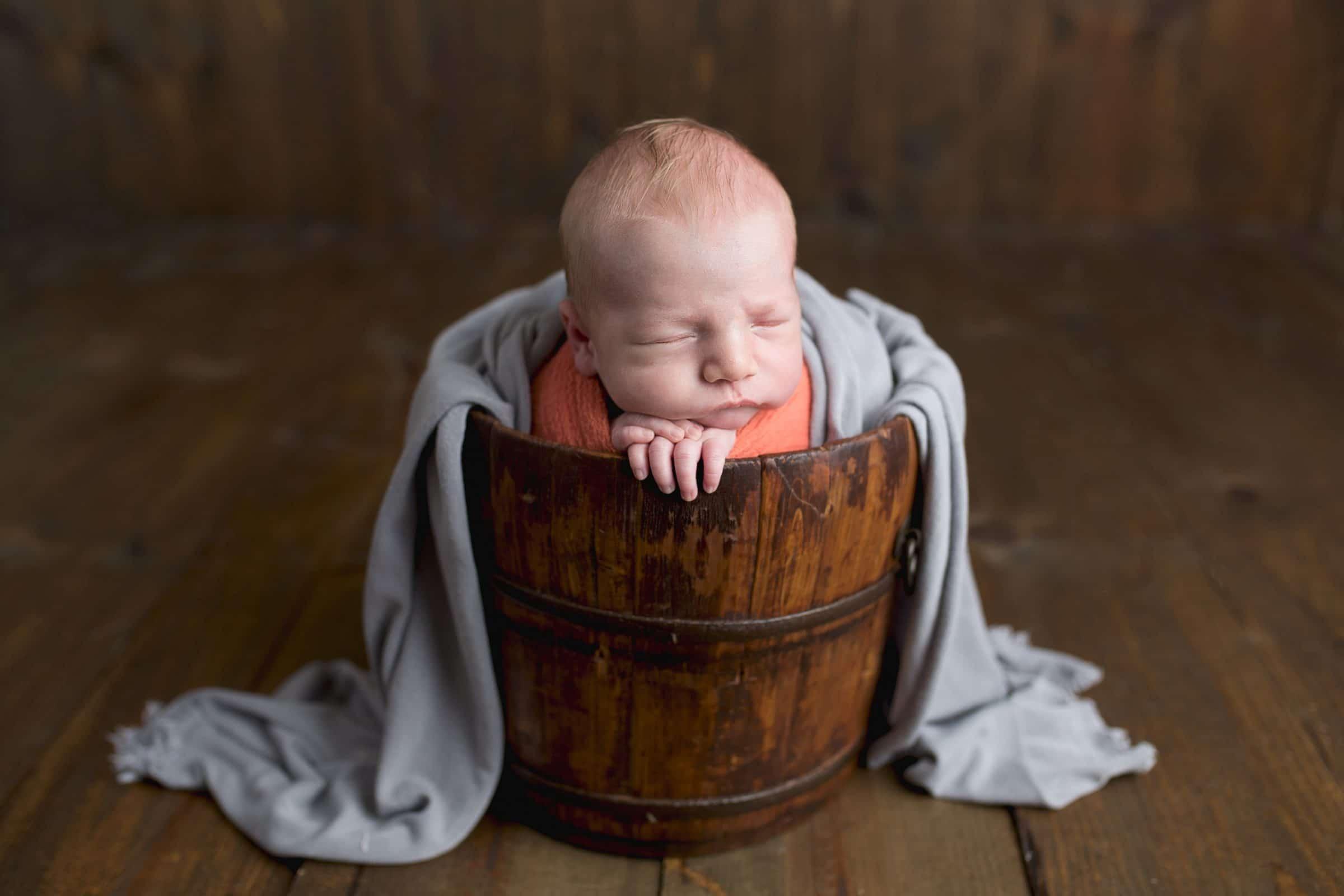 A little prince temple texas newborn photographer